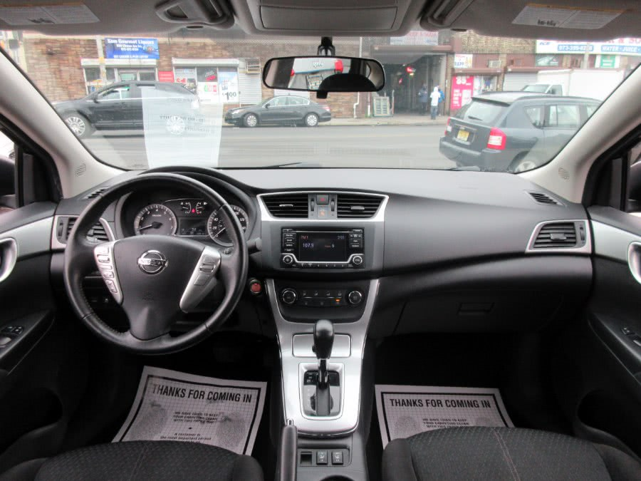 Used Nissan Sentra 4dr Sdn I4 CVT S 2015 | Foreign Auto Imports. Irvington, New Jersey