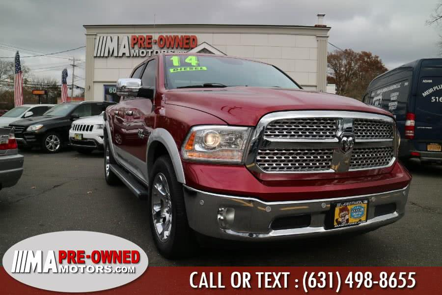 Used 2014 Ram 1500 ECO DIESEL in Huntington, New York | M & A Motors. Huntington, New York