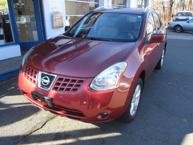 2009 Nissan Rogue AWD 4dr SL, available for sale in Meriden, Connecticut | Cos Central Auto. Meriden, Connecticut