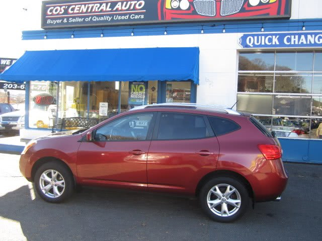 Used 2009 Nissan Rogue in Meriden, Connecticut | Cos Central Auto. Meriden, Connecticut