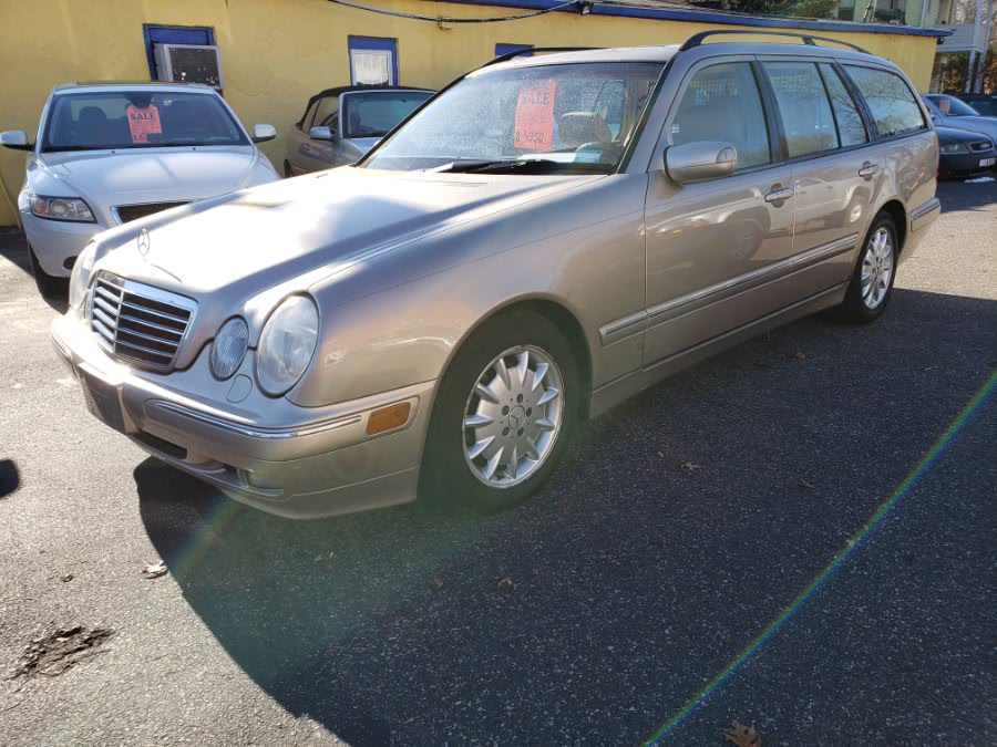 Used Mercedes-Benz E-Class 4dr Wgn 3.2L AWD 2002 | Classic Motor Cars. East Hartford , Connecticut