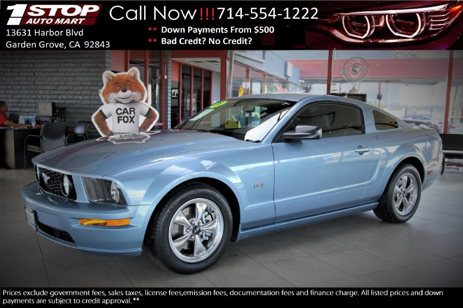 Used 2008 Ford Mustang in Garden Grove, California | 1 Stop Auto Mart Inc.. Garden Grove, California