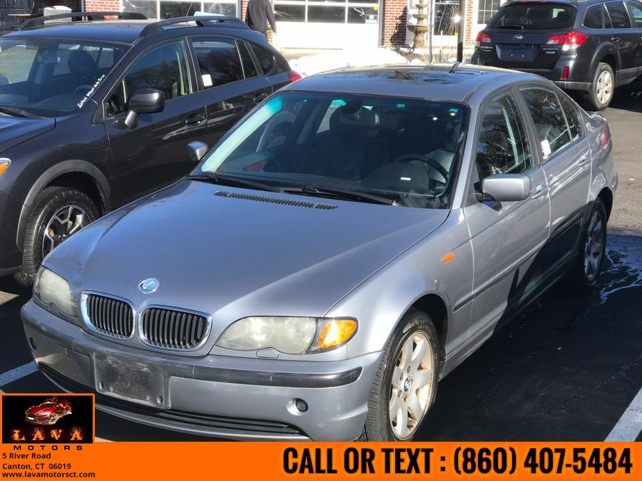 Used 2005 BMW 3 Series in Canton, Connecticut | Lava Motors. Canton, Connecticut