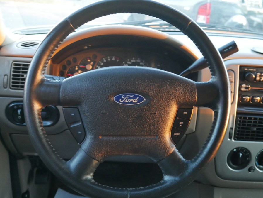 """Used Ford Explorer 4dr 114"""" WB 4.0L XLT 4WD 2004   My Auto Inc.. Huntington Station, New York"""