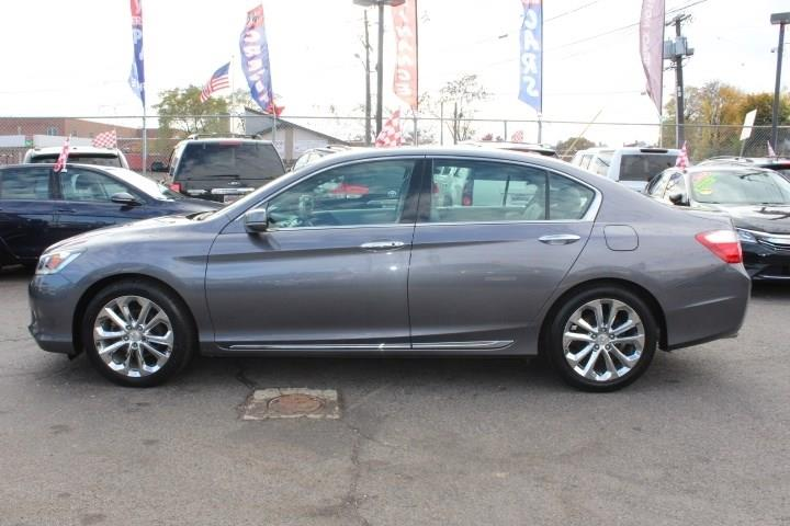 2014 Honda Accord EXL, available for sale in Paterson, New Jersey | Fast Track Motors. Paterson, New Jersey