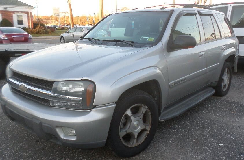 Used 2004 Chevrolet TrailBlazer in Patchogue, New York | Romaxx Truxx. Patchogue, New York