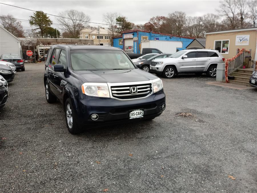 2012 Honda Pilot 4WD 4dr EX-L, available for sale in Shirley, New York | Roe Motors Ltd. Shirley, New York