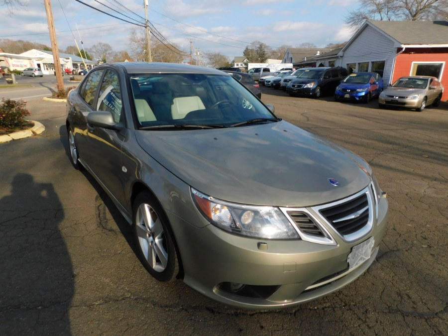 2009 Saab 9-3 4dr Sdn 2.0T Touring, available for sale in Clinton, Connecticut | M&M Motors International. Clinton, Connecticut