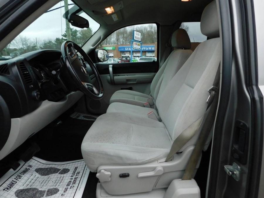2008 Chevrolet Silverado 1500 4WD Ext Cab 143.5