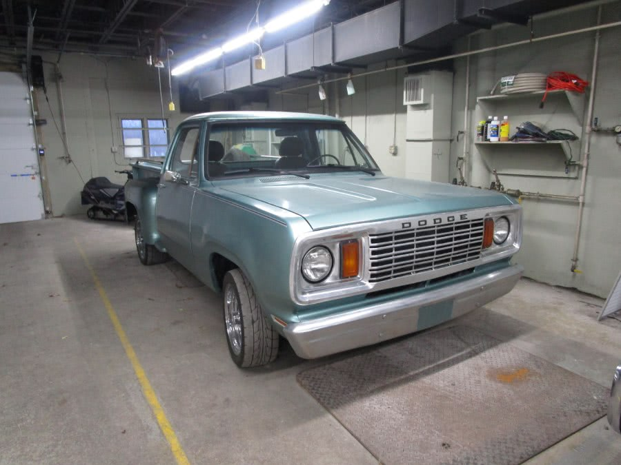 Used 1977 Dodge D100 Pickup in Waterbury, Connecticut | Tony's Auto Sales. Waterbury, Connecticut