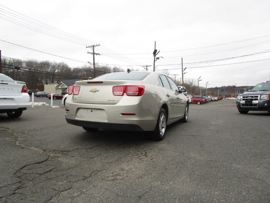 2016 Chevrolet Malibu Limited 4dr Sdn LS w/1FL, available for sale in Waterbury, Connecticut | Tony's Auto Sales. Waterbury, Connecticut