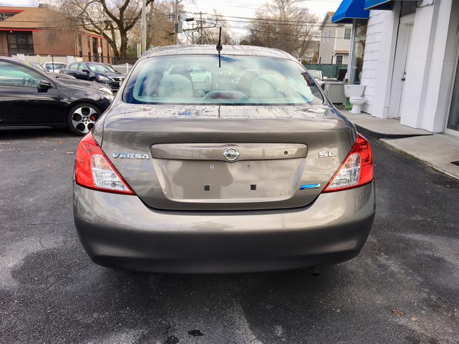 2012 Nissan Versa 4dr Sdn CVT 1.6 SV, available for sale in Lindenhurst, New York | Rite Cars, Inc. Lindenhurst, New York