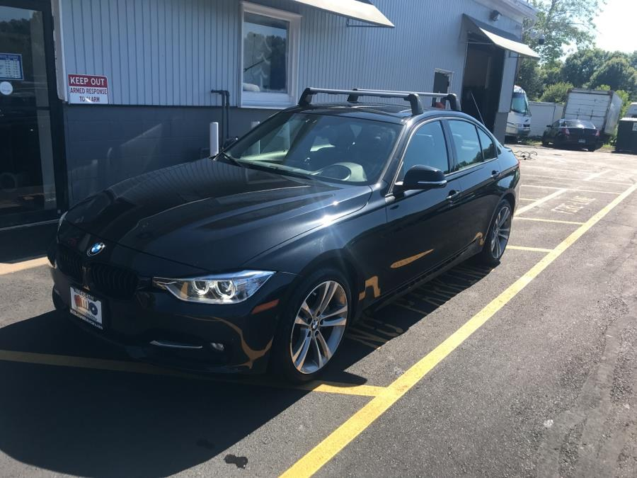 2013 BMW 3 Series 4dr Sdn 335i xDrive AWD, available for sale in Middletown, Connecticut | Middletown Motorcars. Middletown, Connecticut