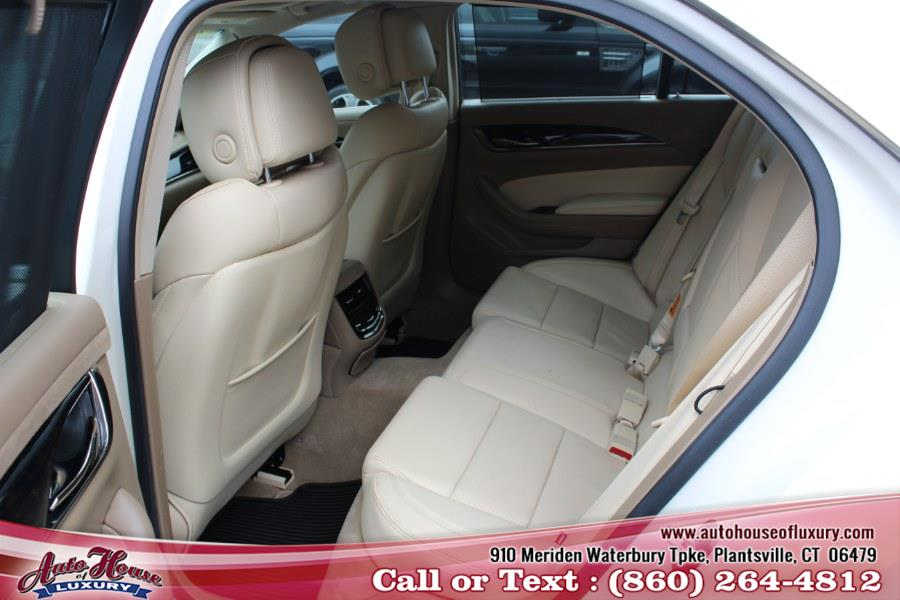 2014 Cadillac CTS Sedan 4dr Sdn 3.6L Performance AWD, available for sale in Plantsville, Connecticut | Auto House of Luxury. Plantsville, Connecticut