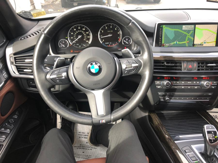 2016 BMW X5 ///M Sport Package AWD 4dr xDrive35i, available for sale in Bronx, New York | 26 Motors Corp. Bronx, New York