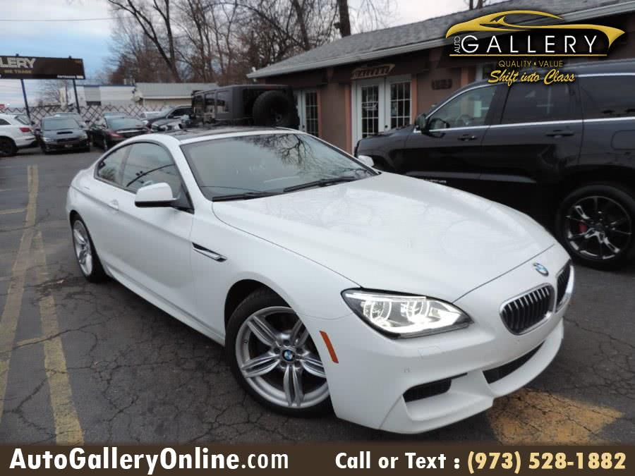Used 2015 BMW 6 Series in Lodi, New Jersey | Auto Gallery. Lodi, New Jersey