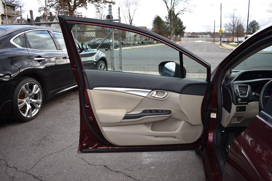 2015 Honda Civic Sedan 4dr CVT EX, available for sale in Hartford, Connecticut | VEB Auto Sales. Hartford, Connecticut