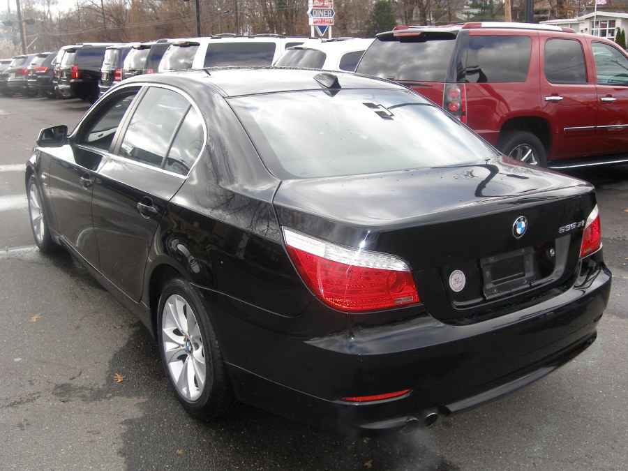 2010 BMW 5 Series 4dr Sdn 535i xDrive AWD, available for sale in Stratford, Connecticut | Wiz Leasing Inc. Stratford, Connecticut