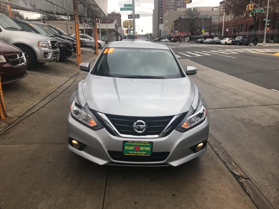 Used 2018 Nissan Altima in Jamaica, New York | Sylhet Motors Inc.. Jamaica, New York