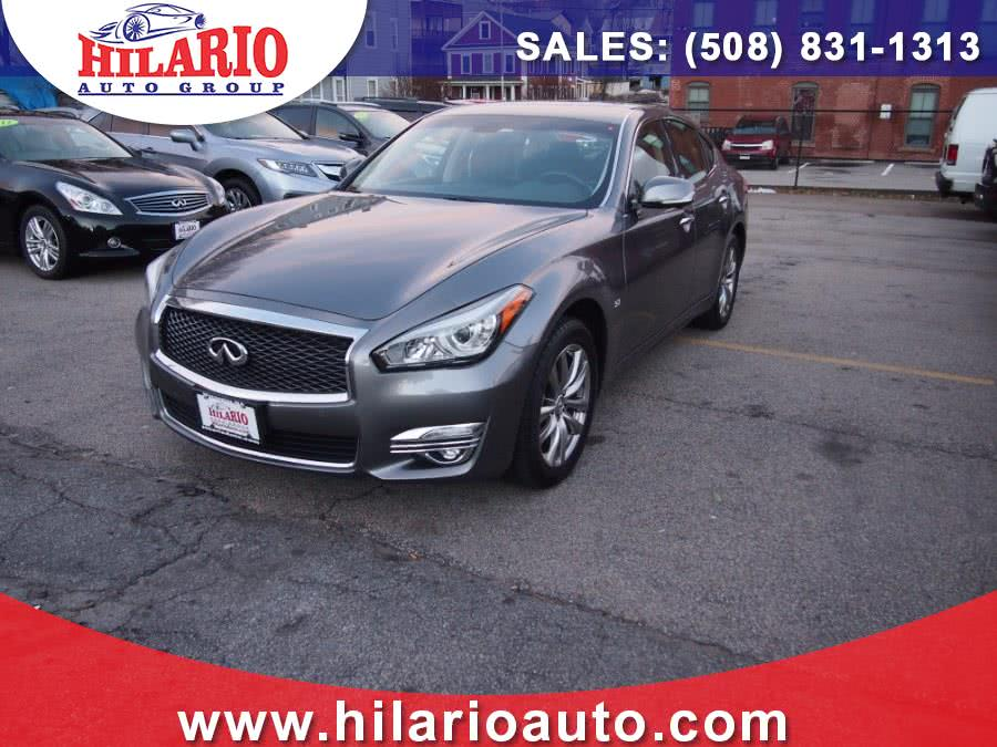 Used 2015 INFINITI Q70 in Worcester, Massachusetts | Hilario's Auto Sales Inc.. Worcester, Massachusetts