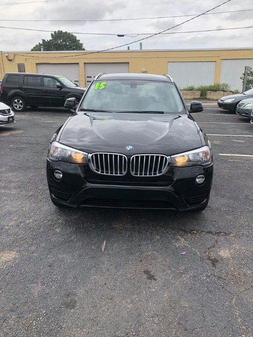2015 BMW X3 AWD 4dr xDrive28i, available for sale in Brockton, Massachusetts | Capital Lease and Finance. Brockton, Massachusetts
