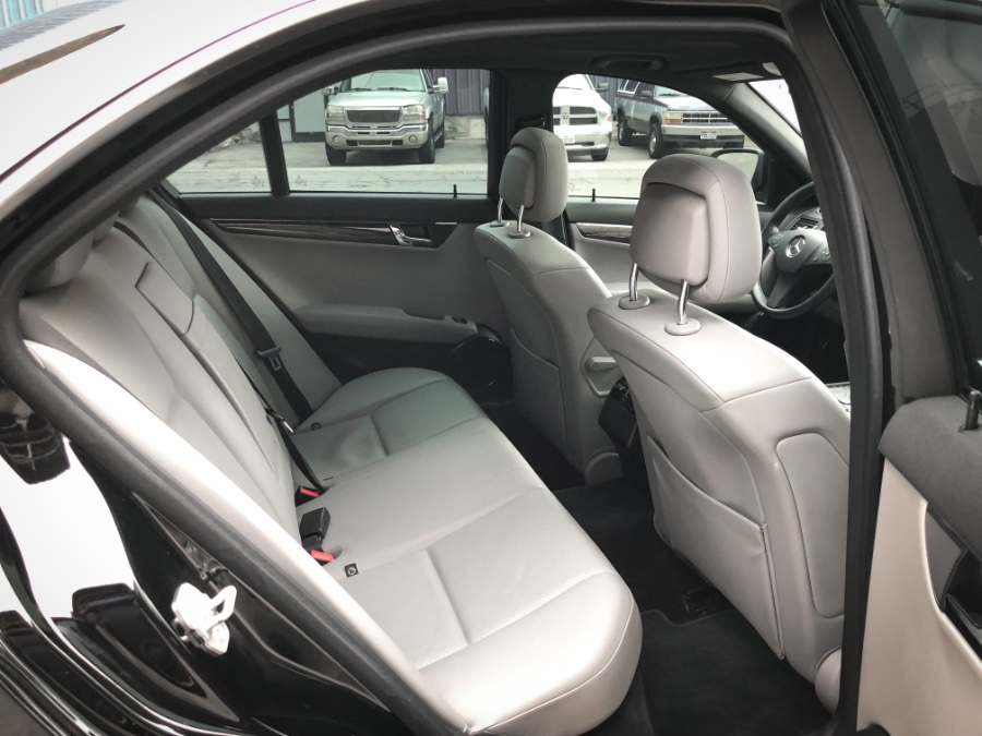 2008 Mercedes-Benz C-Class 4dr Sdn 3.5L Sport RWD, available for sale in Salt Lake City, Utah | Guchon Imports. Salt Lake City, Utah