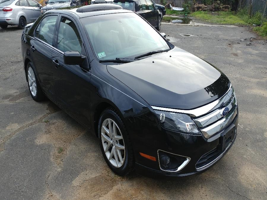 2010 Ford Fusion 4dr Sdn SEL AWD, available for sale in Chicopee, Massachusetts | Matts Auto Mall LLC. Chicopee, Massachusetts