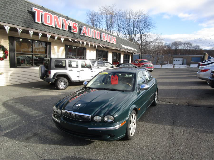 Used 2004 Jaguar X-TYPE in Waterbury, Connecticut | Tony's Auto Sales. Waterbury, Connecticut