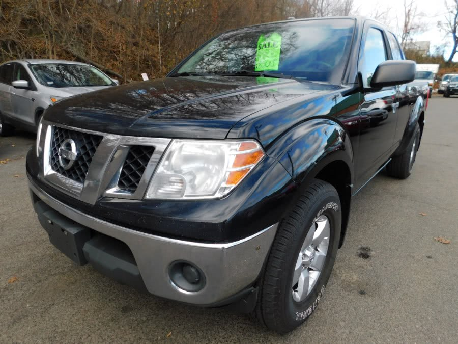 2011 Nissan Frontier 4WD King Cab Auto SV, available for sale in Watertown, Connecticut | Watertown Auto Sales. Watertown, Connecticut