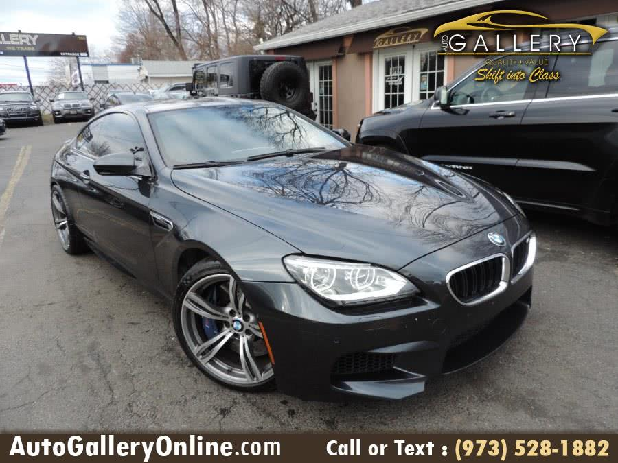 Used 2013 BMW M6 in Lodi, New Jersey | Auto Gallery. Lodi, New Jersey