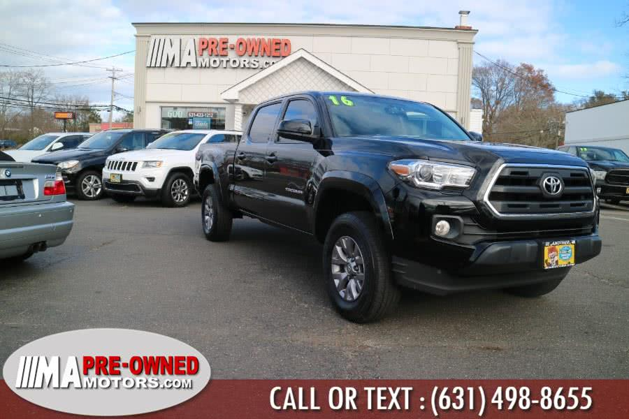 Used 2016 Toyota Tacoma in Huntington, New York | M & A Motors. Huntington, New York