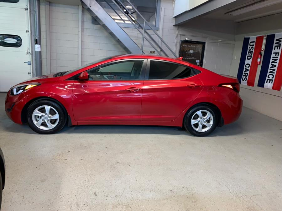 2015 Hyundai Elantra 4dr Sdn Auto SE (Ulsan Plant), available for sale in Danbury, Connecticut | Safe Used Auto Sales LLC. Danbury, Connecticut