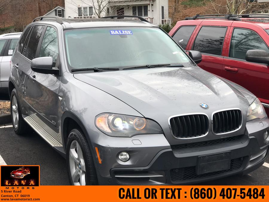 Used 2008 BMW X5 in Canton, Connecticut | Lava Motors. Canton, Connecticut