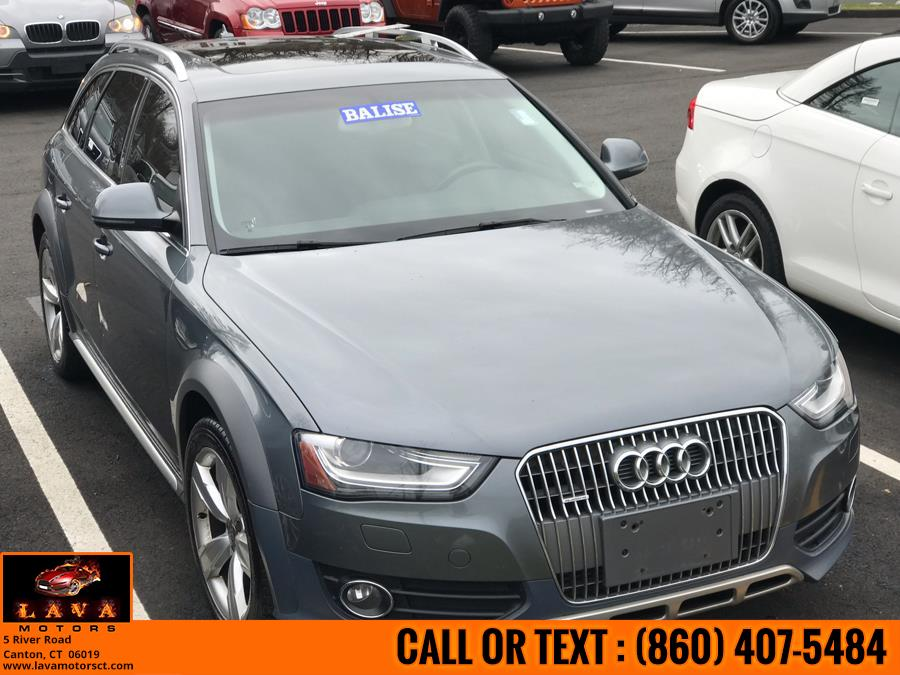 Used 2013 Audi allroad in Canton, Connecticut | Lava Motors. Canton, Connecticut