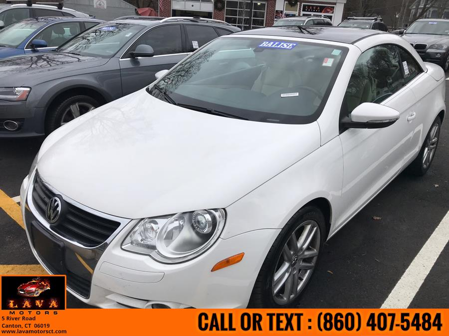 Used 2010 Volkswagen Eos in Canton, Connecticut | Lava Motors. Canton, Connecticut