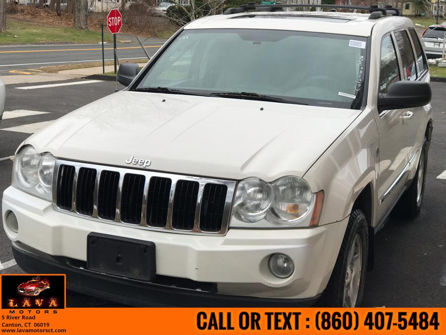 Used 2005 Jeep Grand Cherokee in Canton, Connecticut | Lava Motors. Canton, Connecticut