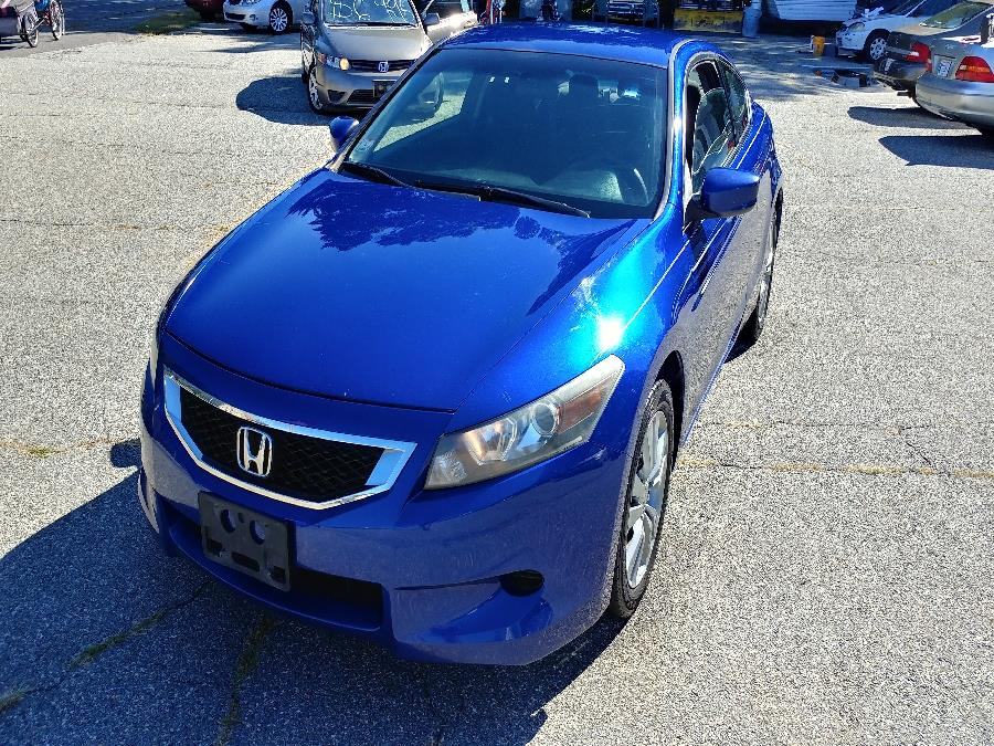2010 Honda Accord Cpe 2dr I4 Man LX-S, available for sale in Chicopee, Massachusetts | Matts Auto Mall LLC. Chicopee, Massachusetts