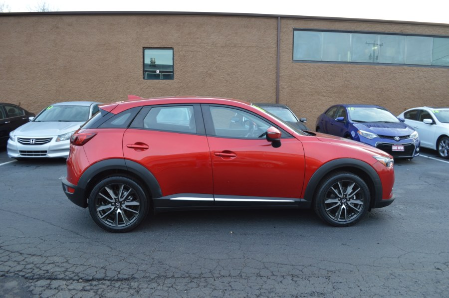 2016 Mazda CX-3 AWD 4dr Grand Touring, available for sale in Hartford, Connecticut | Locust Motors LLC. Hartford, Connecticut