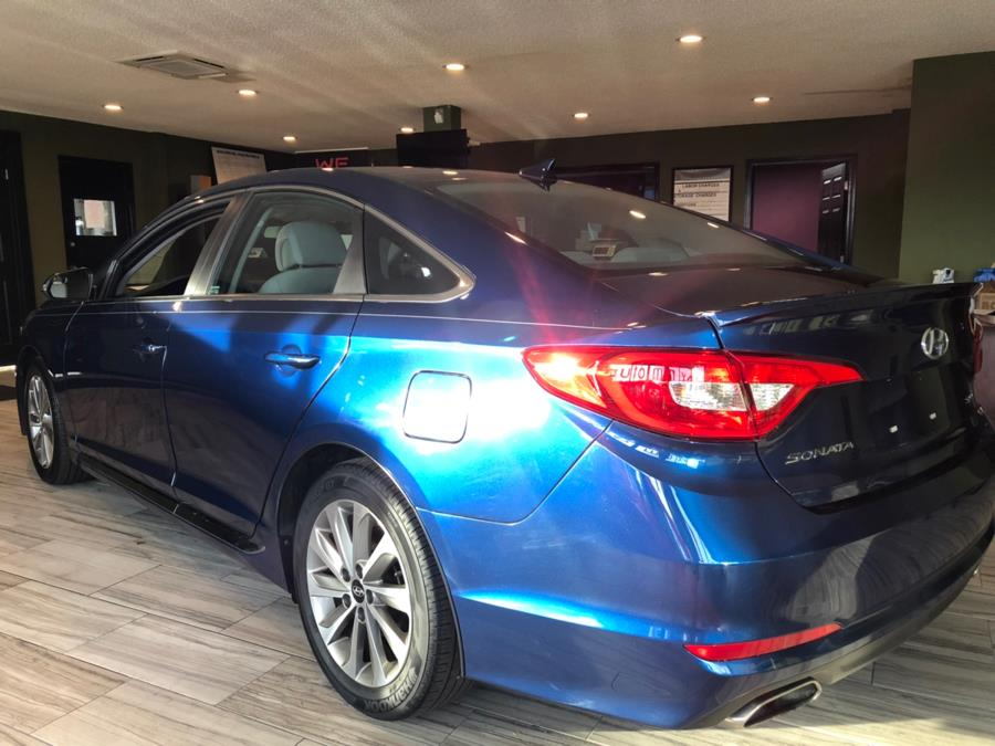 2016 Hyundai Sonata 4dr Sdn 2.4L Sport, available for sale in West Hartford, Connecticut | AutoMax. West Hartford, Connecticut