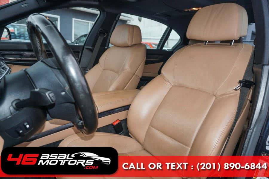 Used BMW 7 Series 4dr Sdn 750Li xDrive AWD 2010 | Asal Motors. East Rutherford, New Jersey