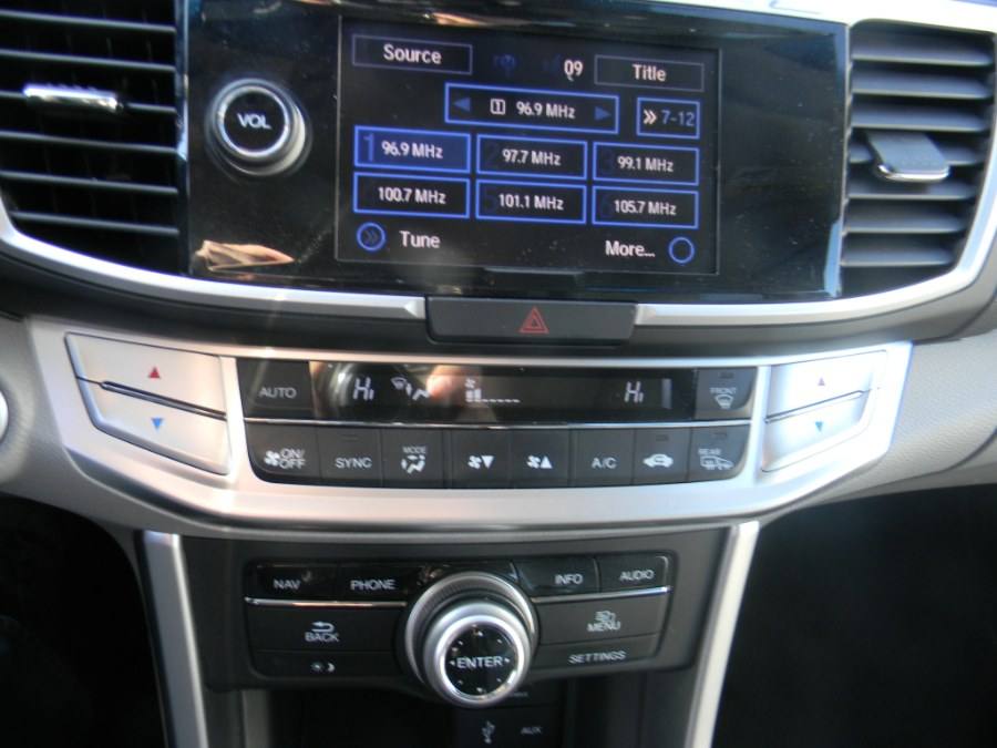 2015 Honda Accord Sedan 4dr V6 Auto Touring, available for sale in Southborough, Massachusetts | M&M Vehicles Inc dba Central Motors. Southborough, Massachusetts