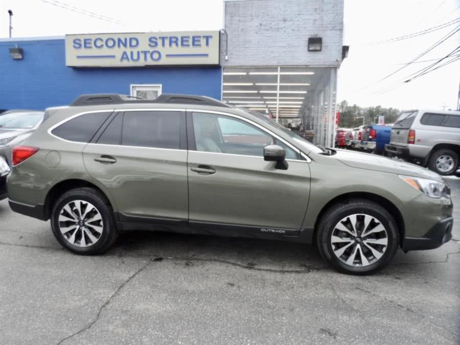 Used 2016 Subaru Outback in Manchester, New Hampshire | Second Street Auto Sales Inc. Manchester, New Hampshire