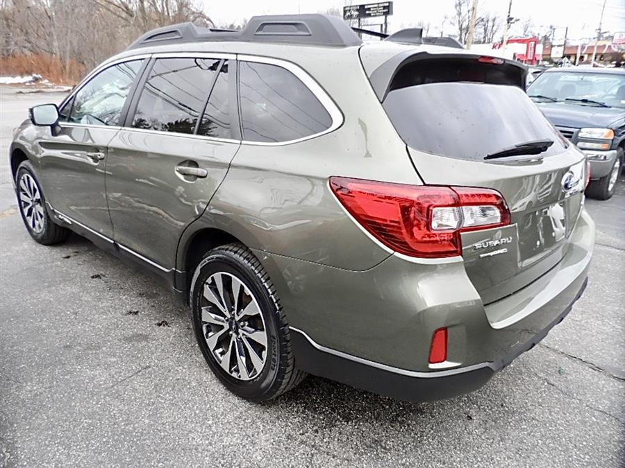 2016 Subaru Outback 2.5I LIMITED, available for sale in Manchester, New Hampshire | Second Street Auto Sales Inc. Manchester, New Hampshire