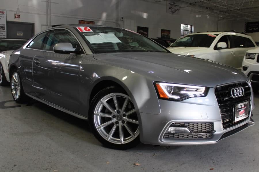 Used 2016 Audi A5 in Deer Park, New York | Car Tec Enterprise Leasing & Sales LLC. Deer Park, New York