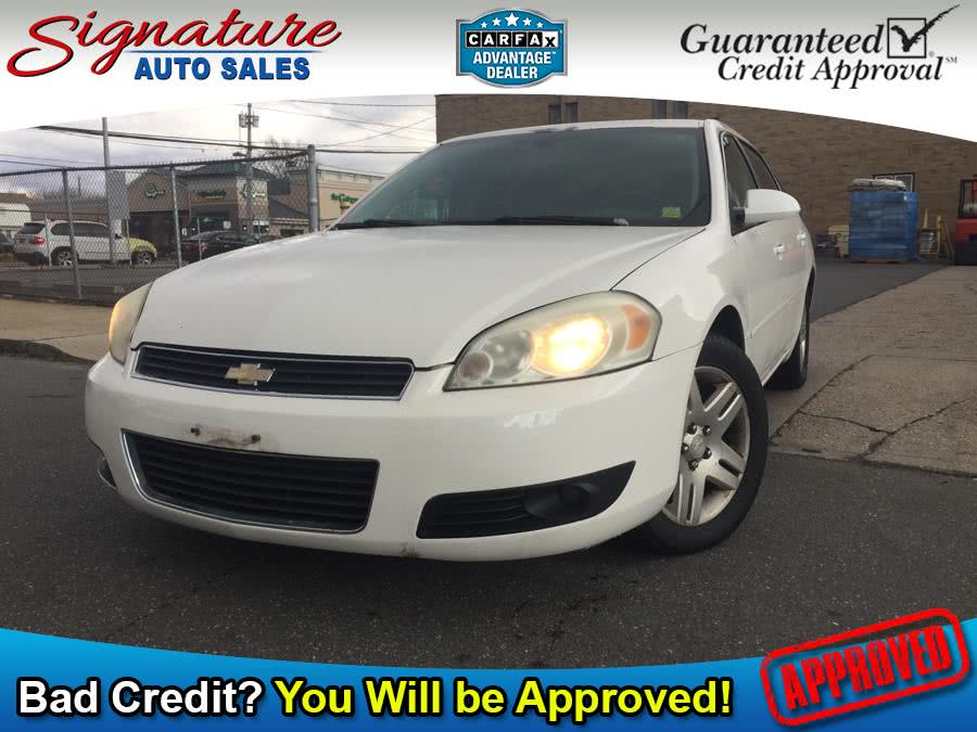 2006 Chevrolet Impala 4dr Sdn LT 3.9L, available for sale in Franklin Square, New York | Signature Auto Sales. Franklin Square, New York