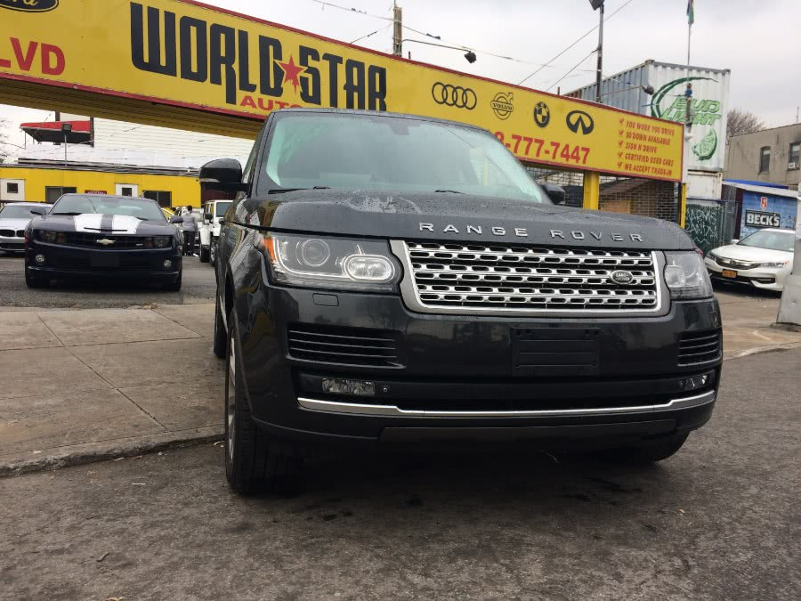 2014 Land Rover Range Rover 4WD 4dr HSE, available for sale in Astoria, NY