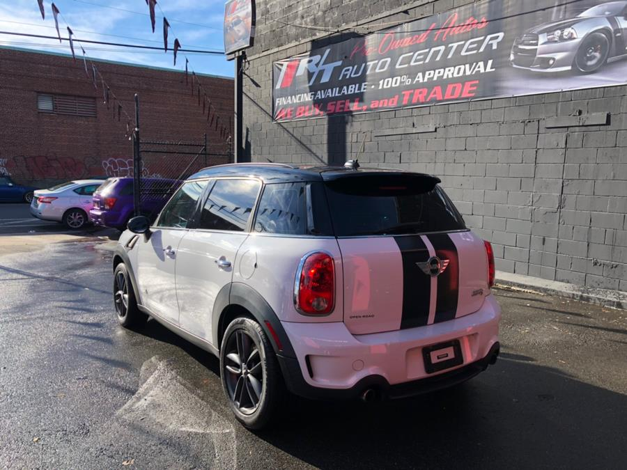 Used MINI Cooper Countryman AWD 4dr S ALL4 2012 | RT Auto Center LLC. Newark, New Jersey