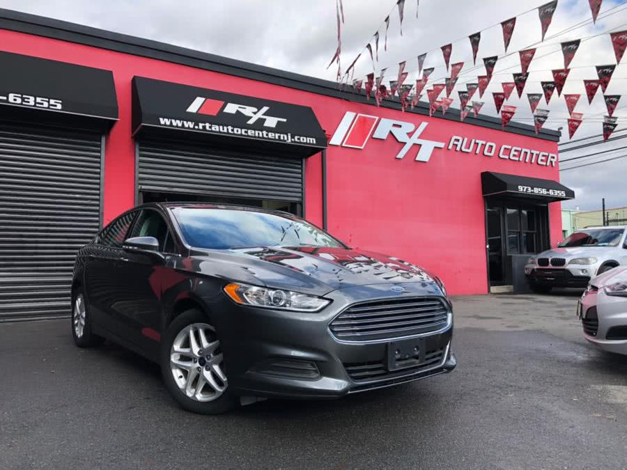 Used 2016 Ford Fusion in Newark, New Jersey | RT Auto Center LLC. Newark, New Jersey