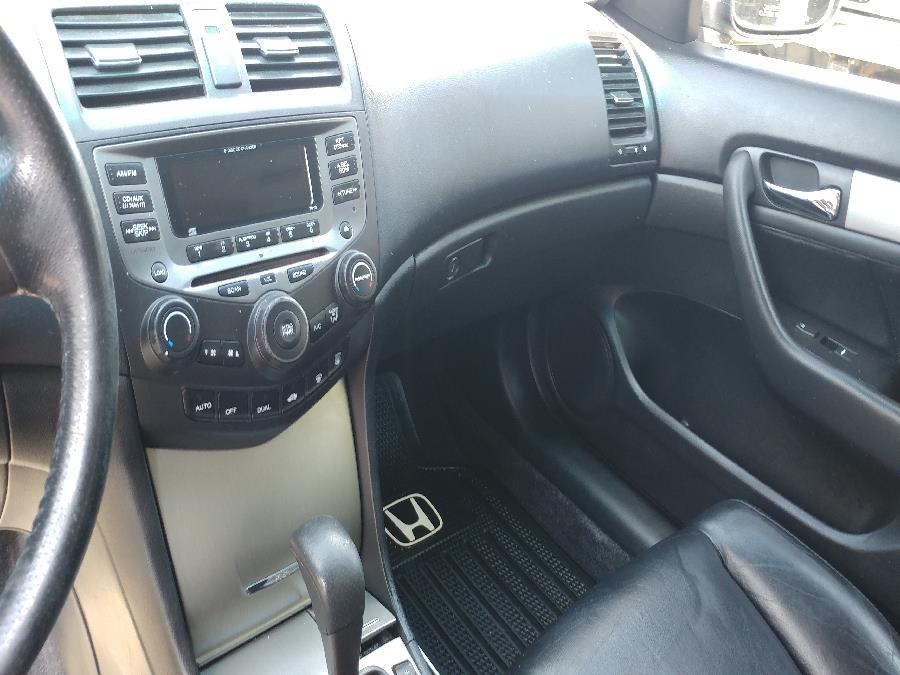 2007 Honda Accord Cpe 2dr V6 AT EX-L ULEV, available for sale in Chicopee, Massachusetts | Matts Auto Mall LLC. Chicopee, Massachusetts
