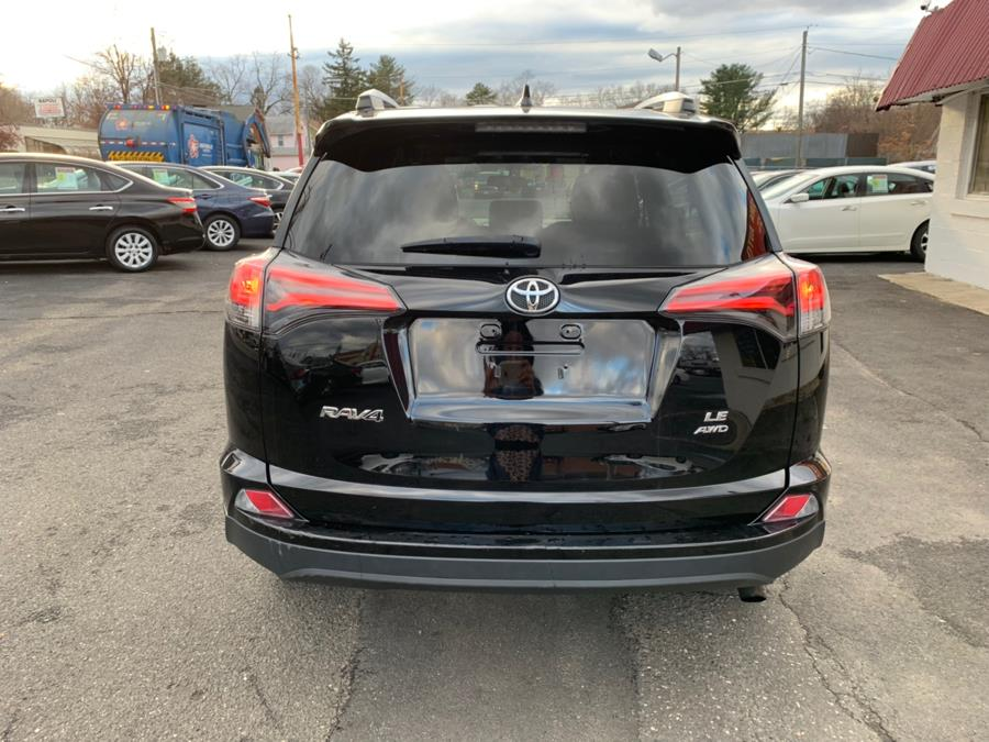 Used Toyota RAV4 AWD 4dr LE (Natl) 2016 | Fortuna Auto Sales Inc.. Springfield, Massachusetts